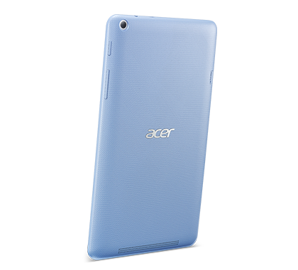 Acer Tablet Iconia One 8 B1 820 CeruleanBlue photogallery 05